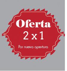 afff9273a1 Oferta en gafas 2x1 en gafas graduadas | Optica Alcala XXI 91 14 82 200