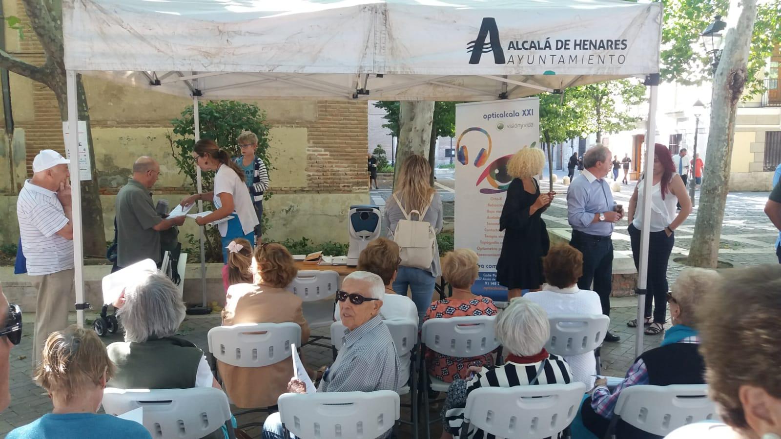 Dia del Mayor Alcala